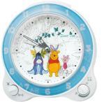 目覚まし時計 ディズニーキャラクター SEIKO セイコー目覚まし時計 Disney プーさん FD462W