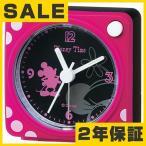 SEIKO セイコー キャラクター時計  目覚まし時計 クォーツ時計 アナログ ディズニー ミッキー スタンダード FD469P