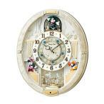 掛け時計 ディズニー 電波機能 SEIKO セイコー  からくり時計 ディズニー Disney FW574W