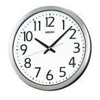 ショッピング壁掛け (掛け時計 壁掛け) 屋外 掛け時計/掛時計/壁掛け時計/セイコー SEIKO オフィスタイプ 防湿 防塵型 KH406S