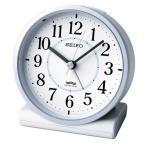 目覚まし時計 SEIKO セイコーめざまし時計 アナログ 電波時計 KR328L
