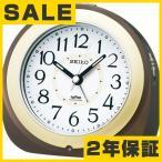 目覚まし時計 電波時計 SEIKO セイコー アナログ 電波時計 KR331B