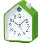 ショッピング目覚まし時計 SEIKO セイコー 目覚まし時計 アナログ PYXIS NR434M