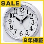 SEIKO セイコー 目覚まし時計 クォーツ時計 アナログ スタンダード NR439W