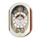 電波 掛け時計 SEIKO セイコー からくり時計 RE562H