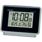 ショッピング電波時計 SEIKO セイコー  置き時計 デジタル 電波時計 SQ767K