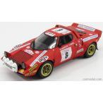 ランチア ストラトス ミニカー 1/18 京商 KYOSHO - LANCIA - STRATOS HF CHARDONNET N 6 WINNER RALLY TOUR DE CORSE 1975 B.DARNICHE - A.MAHE RED