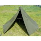☆新品☆ ポーランド軍 ポンチョテント一式 サイズ2 170-180 パップテント ブッシュクラフト ソロキャンプ アーミー 軍用品