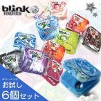 メール便可 輸入菓子 サノタクト ブリンクミント缶 お試し6個セット SANOTACT BLINK MINTS