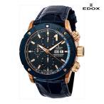エドックス EDOX  クロノオフショア1 クロノグラフ 01122-37RBU3-BUIR3-L 機械式(自動巻き)腕時計