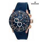 エドックス EDOX  クロノオフショア1 10221-37RBU3-BUIR3 クオーツ腕時計
