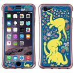 iPhoneSE(第2世代) iPhone8 iPhone7 MIZMARU 川原瑞丸 × Gizmobies Neo ギズモビーズ ネオ 「THREE DINOSAUR」ZN-0078-IP7T