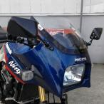 GPz900R Ninja用 フルアジャスタブルドライカーボンミラー