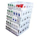 たばこ什器 6列5段 各列15個収納