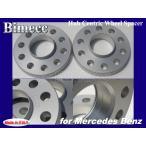 BIMECC メルセデスベンツ用 20mmスペーサー 5/112 66.5φ ハブ付 2枚組