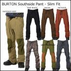 バートン ウェア BURTON 16-17 Southside Pant Slim Fit  品番 10193103 スノーボード パンツ スリム