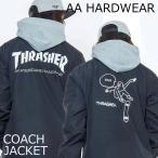 17-18 AA HARDWEAR ダブルエー ハードウェア コーチジャケット スノーボードウェア COACH JACKET THRASHER スラッシャー 予約商品