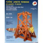 木製模型マンチュアモデル816 大砲キット 10世紀 ローマの波城槌