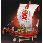 ウッディジョー/木製和船模型 1/30宝船(塗料付)