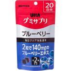 UHA グミサプリ ブルーベリー 20日分 40粒 UHA味覚糖