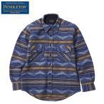 ペンドルトン PENDLETON パイントップガイドシャツ NH309 ブルーパイントップ 15905   ウィンターセール売りつくし 日本正規代理店商品