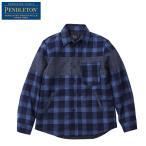 ペンドルトン PENDLETON Ms オリジナルCPOシャツジャケット ジャパンフィット GT002 ネイビーブループレイド 31837 日本正規代理店商品