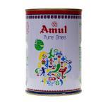 アムール ギー 1L 1缶 常温便 ピュアギー 澄ましバター 油 Amul Pure Ghee 送料無料
