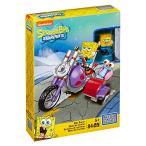 CNF66 Mega Bloks SpongeBob SquarePants Bike Racer  ...