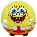 38009 Ty Beanie Ballz Spongebob