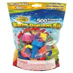 Yahoo!あばれうさぎショッピングUSA水鉄砲Water Sports Water Balloon Refill Kit 500-Pack
