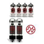 真空管JJ Tube Upgrade Kit For Marshall JCM 2000 DSL 50 DSL 40C Amps EL34/ECC83S