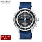 CITIZEN シチズン INDEPENDENT インディペンデント Timeless line タイムレス ライン NATOバンド ソーラー電波 メンズ腕時計 KL8-619-54