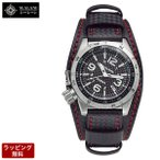 送料無料 バンド調整 ラッピング無料  SEALANE シーレーン 腕時計 自動巻 メンズ腕時計 SE53-LBK
