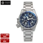 送料無料 バンド調整 ラッピング無料  SEALANE シーレーン 腕時計 自動巻 メンズ腕時計 SE53-MBL