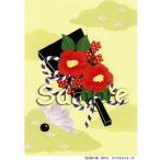 シャドーボックス/シャドープリント 羽子板(春)