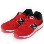 ショッピングbalance 【NEW BALANCE】 ニューバランス ML574CND 17SS ABC-MART限定 *RED/BLACK(CND)