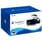 新品・SIE PlayStation VR PlayStation Camera同梱版 CUHJ-16003 【送料無料(沖縄・離島を除く)・代引無料】