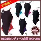 【ミズノ】 エクサスーツ ミディアムカット レディーストレーニング水着 MIZUNO/練習用/女性用 (85OP-300)
