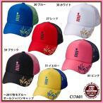 【ゴーセン】ALLJAPAN キャップ オールジャパンキャップ/GOSEN/ユニセックス/2017年モデル/限定品/帽子 (C17A01)