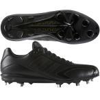 【アディダス】 アディピュアT3 LOW 野球 スパイク/スパイク アディダス/adidas (GUA51) AQ8221 コアブラック/ゴールドメット