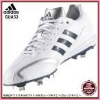 【アディダス】 アディピュアT3 LOW 野球 スパイク/スパイク アディダス/adidas (GUA52) AQ8224 クリスタルホワイト S16/カレッジネイビー/カレッジネイビー