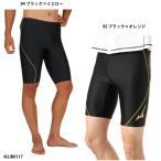 【ミズノ】アクアフィットネス用ハーフスパッツ(立体カップ付)メンズ メンズ水着/フィットネス水着/MIZUNO (N2JB0117)