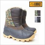 スノーブーツ ウインターブーツ ビーンブーツ メンズ 防寒 LODGE/ロッジ ktl1005