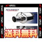 【新品】 APEX ハイブリッド メガホン エボリューション ヴィッツ SCP90 2SZ-FE 05/2〜10/3 (116AT079