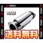【新品】 APEX スーパーキャタライザー ランサーエボリューション 5/6 CP9A 4G63 (ターボ) 98/1〜01/2 (149-M002