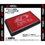 【新品】 APEX (アペックス) パワー インテーク フィルター レガシィ ツーリングワゴン BP5/BP9/BPE EJ20/EJ25/EZ30 (503-F101