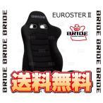 BRIDE ブリッド EUROSTERII EUROSTER2 ユーロスターII ユーロスター2 ブラックBE シートヒーター無 (E32AAN