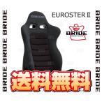 BRIDE ブリッド EUROSTERII ユーロスター2 チャコールグレーBE シートヒーター無 (E32KKN