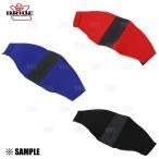 BRIDE ブリッド ファッションプロテクター (4個セット) ブラック (K08APO-4S