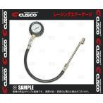 CUSCO クスコ レーシング エアゲージ 空気圧/調整/タイヤゲージ (00B-055-A